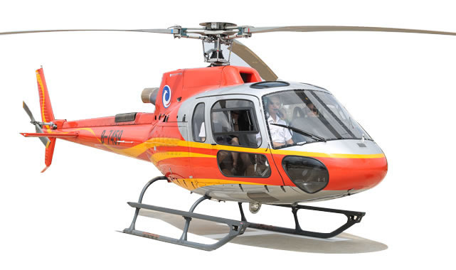 法国小松鼠直升飞机as350b3e